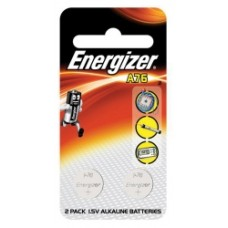 Energizer A76 Calculator Batteries Pack 2