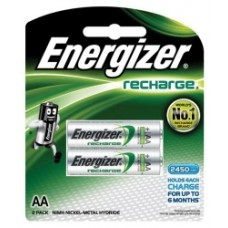 Energizer Aa Rechargable Battery 2 Pack