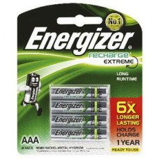 Energizer Rechargeable AAA Batteries Pack 2
