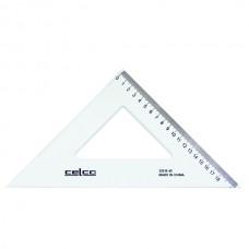 Celco 32cm 45 Degree Set Square