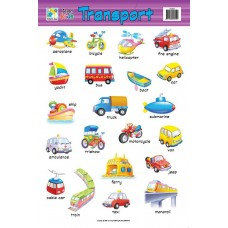 Jasart Learning Wall Chart Transport