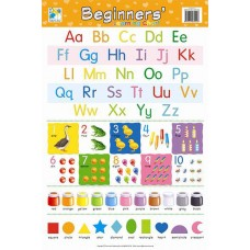 Jasart Wall Chart Beginners Learning