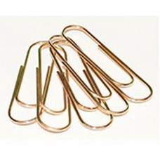 Celco 33mm Gold Paper Clip Tub 600