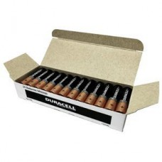 Duracell Copper Top AAA Batteries Box 24
