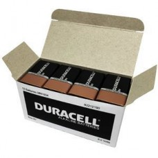 Duracell Copper Top 9V Battery Box 12