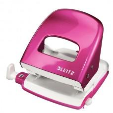 Leitz Nexxt Wow Pink 2 Hole Punch 30 Sheet Capacity