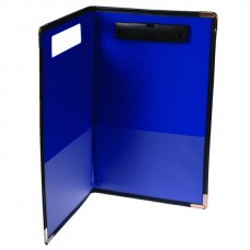 Esselte Foolscap Clipfolder Supertuff - Royal Blue