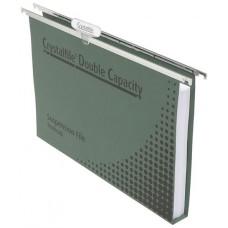 Crystalffile Double Capacity Suspension File Box 50