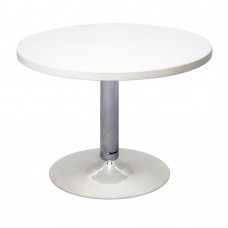 Rapidline 900mm Round Meeting Table 425mm High