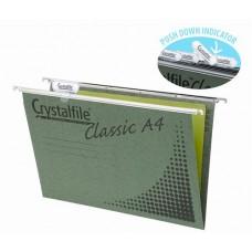 Crystalfile Classic Suspension File Box 50