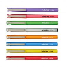 Artline 200 Fineliner Pen 0.4mm Wallet 8