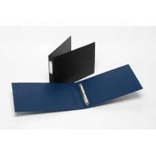 Bantex A3 3D 38mm Blue Landscape Binder