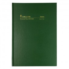 Collins Financial Year Diary A6 Week to Opening