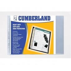 Cumberland A3 Landscape Sheet Protectors Box 100