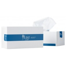LIVI Essentials Facial Tissue 2 Ply Box 200