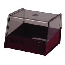 Esselte Card Box 127 x 76 mm Burgundy