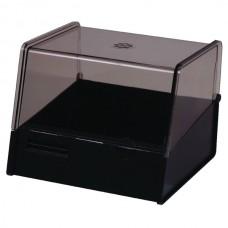 Esselte Card Box 102 x 152mm Charcoal