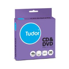 Tudor CD/DVD Envelope Pkt 50