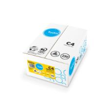 Tudor C4 Kraft Peel N Seal Pocket Envelopes Box 250