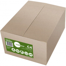 Tudor C4 Unbleached Plainface Envelope Box 250