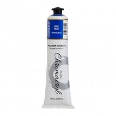 Chromacryl Student Acrylic Paint 75ml Cool Blue
