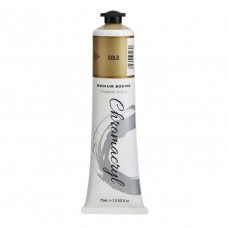 Chromacryl Student Acrylic Paint 75ml Gold