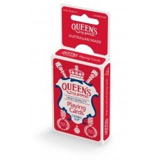 Queen Slipper Playing Cards Box12
