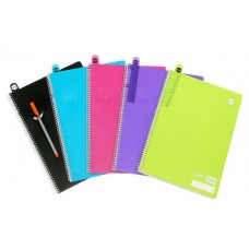 Colourhide Notebook A4 120 Page
