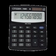 Citizen SDC-810 10 Digit Desktop Calculator
