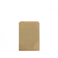 3F Brown Paper Bag 200x235mm Pk100