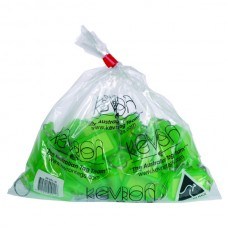 Kevron ID5 Key Tags Green Bag 50