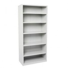 Rapid Vibe Bookcase 1200mm Grey