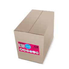 Tudor C4 White Secretive Wallet Envelope Box 250
