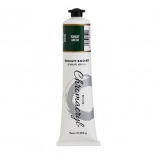 Chromacryl Student Acrylic Paint 75ml Forest Green