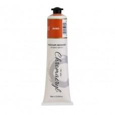 Chromacryl Student Acrylic Paint 75ml Orange