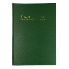 Collins Financial Year Diary A5 1 Day To A Page
