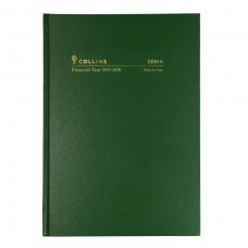 Collins Financial Year Diary A5 Week to Opening