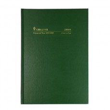 Collins Financial Year Diary A5 2 Days Per Page