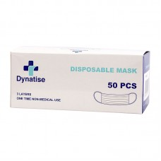 Dynatise Disposable Face Masks Box 50