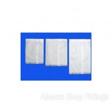 4oz Flat White Paper Bag Pkt 100