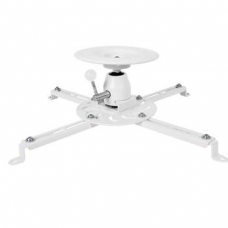 Projector Ceiling Mount White 25kg Max