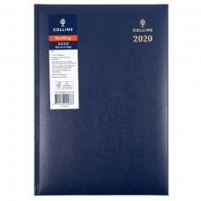Collins Debden  Sterling A4 2020 Day to a Page Diary