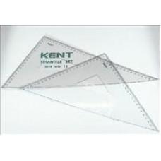 Set Square Kent No 12 Set 2