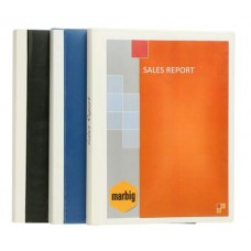 Marbig A4 100 Pocket Clear view Display Book