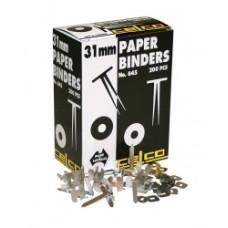 Celco Paper Binders 31mm Box 200