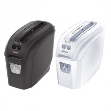 Rexel Prostyle + 5 Cross Cut Shredder White