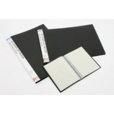 Bantex A5 20 Pocket Display Book