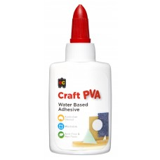 Educational Colours Craft PVA Glue 50ml