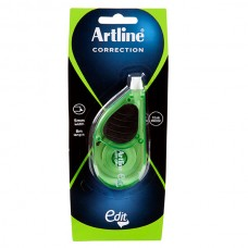 Artline Edit Maxi Correction Tape 5mm Green