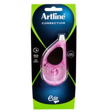 Artline Edit Maxi Correction Tape 5mm Pink